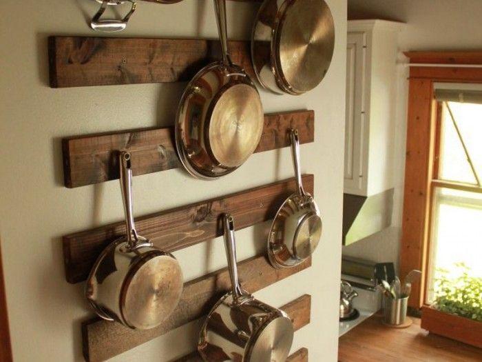 25 Best Ideas About Hanging Pots Kitchen On Pinterest
