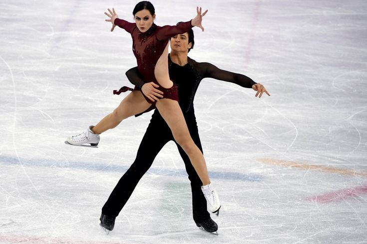 Winter Olympics 2018: Tessa Virtue and Scott Moir Win Ice Dancing Gold