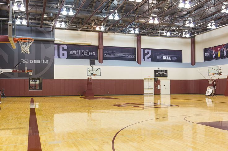 Texas a m men 39 s basketball practice gym our projects for How much to build a basketball gym