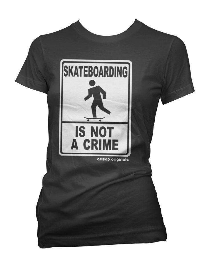 an introduction to the reasons why skateboarding is not a crime The why – an introduction 15 october,  but that's not why we do things,  homo faber, they call us for a reason.