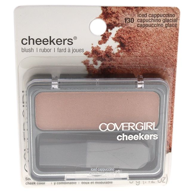 CoverGirl Cheekers Blush 130 Iced Cappuccino