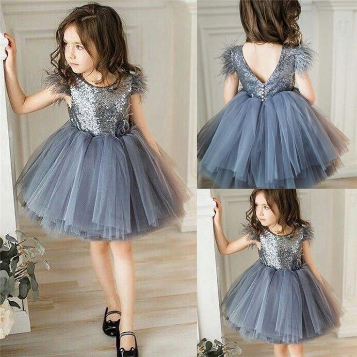 Toddler Party Dress – vestidos niñas