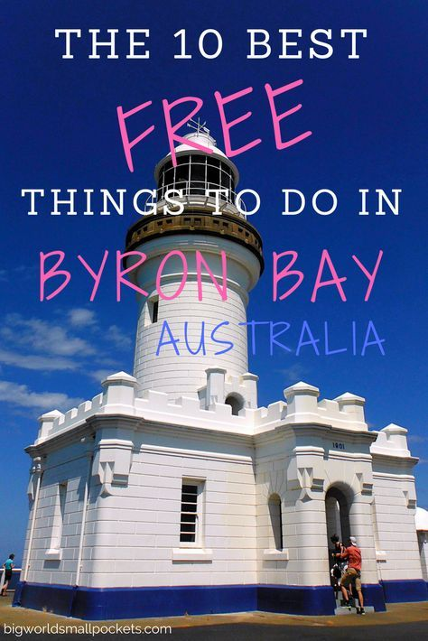 The 10 Best FREE Things to Do in Byron Bay, Australia {Big World Small Pockets}