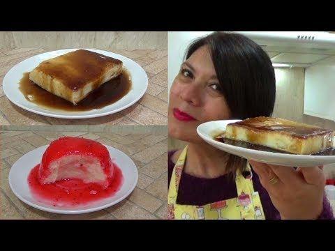 POSTRE SEMOLA CON LECHE / PASO A PASO/ Silvana Cocina ❤ - YouTube
