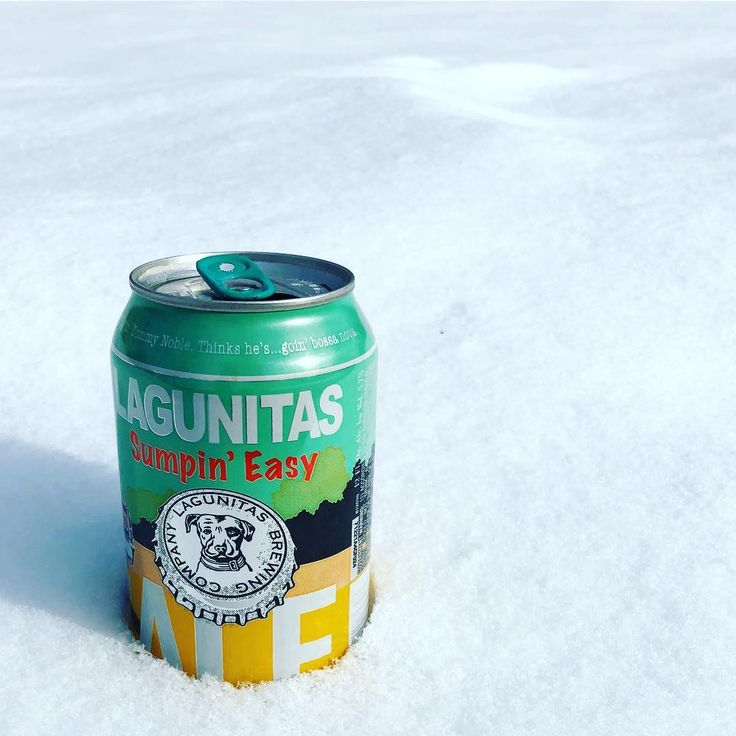 Doesnt get cooler than that.    @ckcarlsonphotography @lagunitasbeer #sumpineasy #laganitas #chicago #snow #goodbeer
