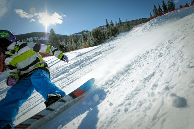 The 25th Annual Easy Rider Cup at Panorama, featured in Snowboard Canada Magazine