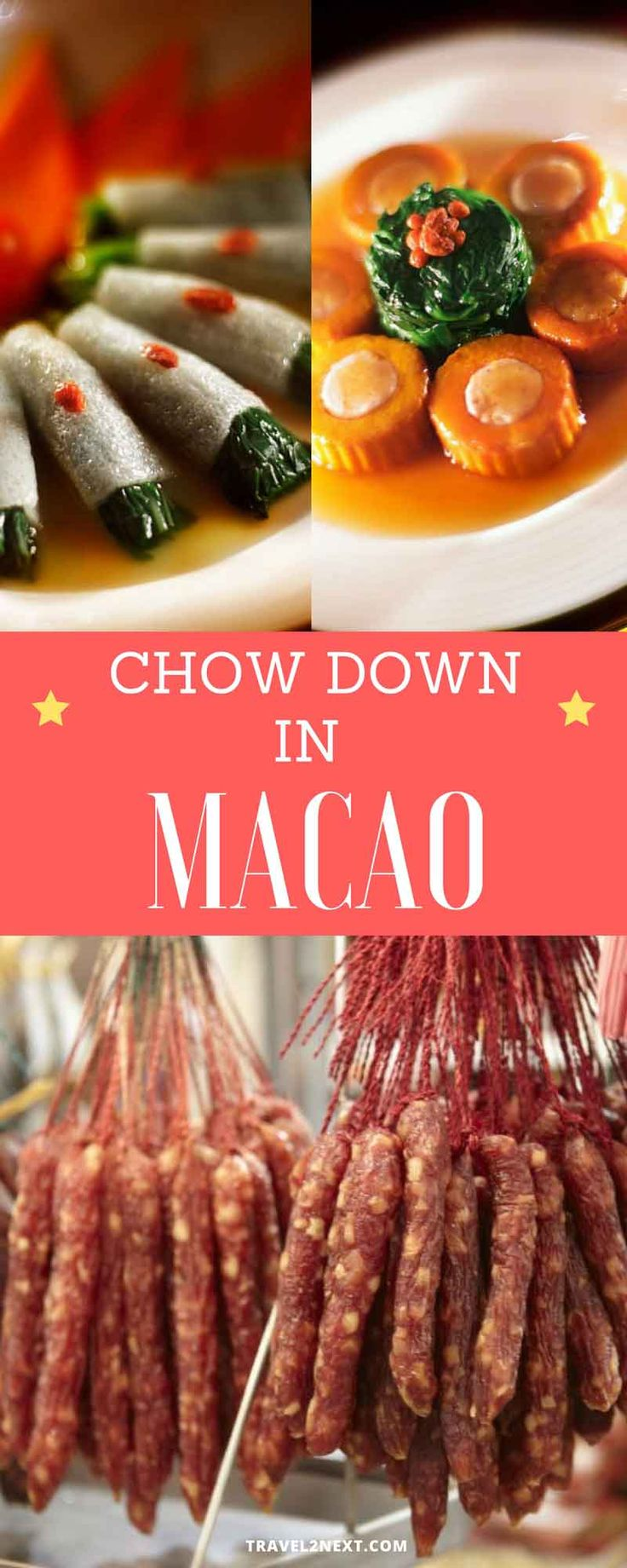 Chow down in Macau