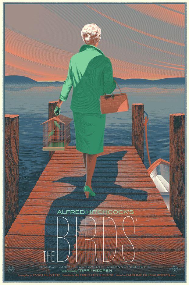 Un illustrateur belge revisite les affiches de films cultes