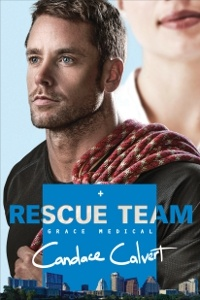 Rescue Team is a story of hope and forgiveness set in the bustling backdrop of Austin Grace Hospital ER unit. Candace Calvert, a former ER nurse, offers readers realistic medical scenarios with romance to boot! RELEASE: 5/13. Chat with Candace at http://candacecalvert.blogspot.com/