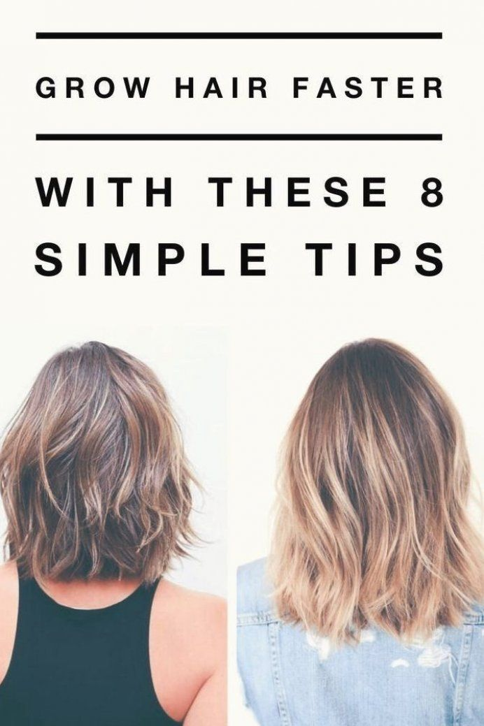 How To Get My Hair To Grow Faster For Guys