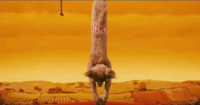 Fantastic Mr. Fox. friggin love this movie