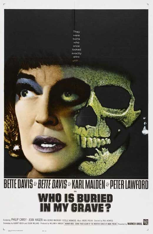 Dead Ringer (1964) What happened to Bette Davis after What Ever Happened To Baby Jane? Her career was reborn. Warner Bros. encored it with another vehicle filled with Baby Jane-like bite and menace: D