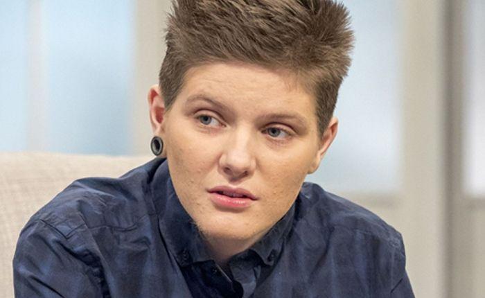 Inglaterra: El primer hombre trans embarazado finalmente dio a luz a una niña