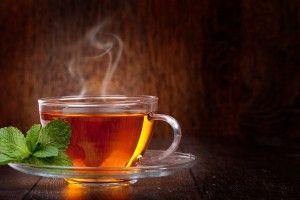 History of green tea