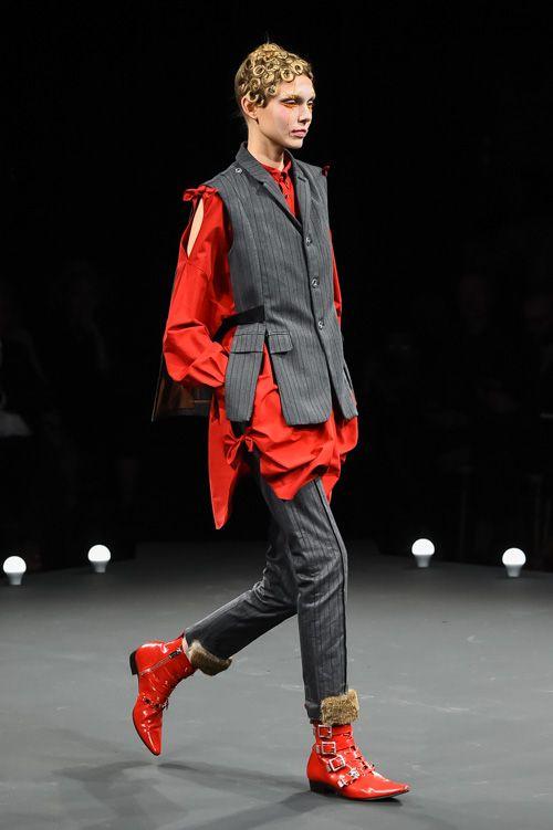 アンダーカバー 2016年春夏コレクション - ピエロが欺くロックンロール・サーカス - 写真74 | ファッションニュース - ファッションプレス