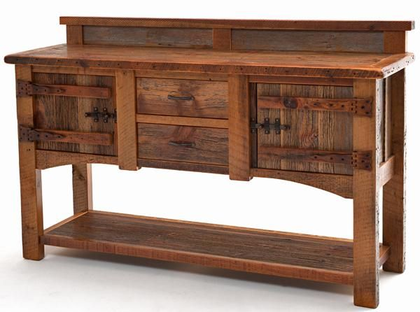 Reclaimed wood furniture the heritage collection rustic Reclaimed wood furniture colorado