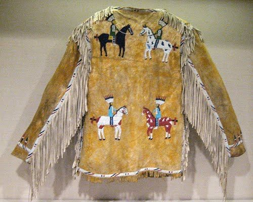 Oh, by the way...: BEAUTY: Clothing--Native American