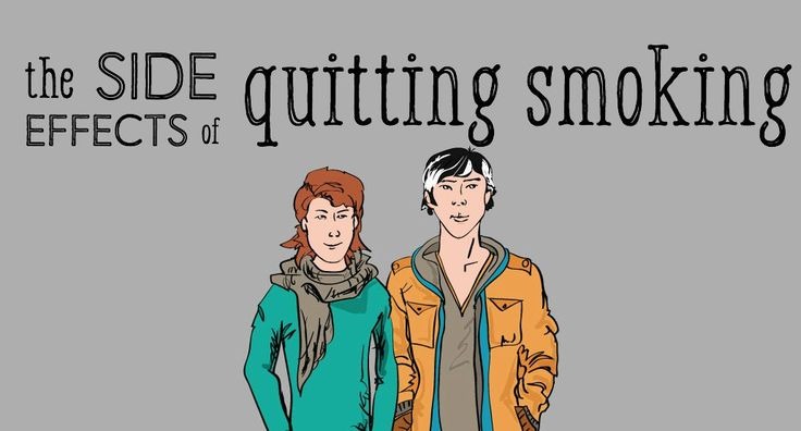 Side Effects Of Quitting Smoking and What Happens To Your Body When You Stop Smoking