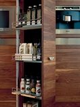 Smallbone....Image of a  pull-out larder storage