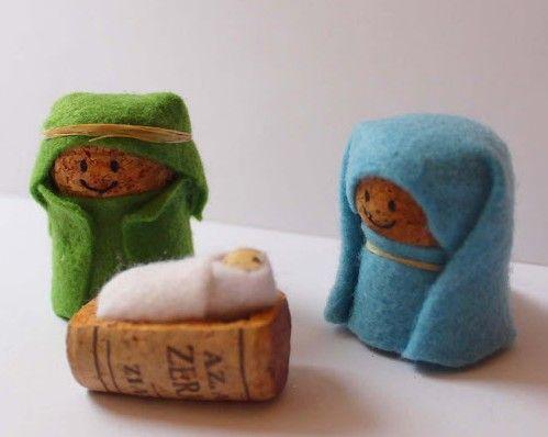 Decoraciones navideñas con materiales reciclados » El blog de LosAbalorios.com