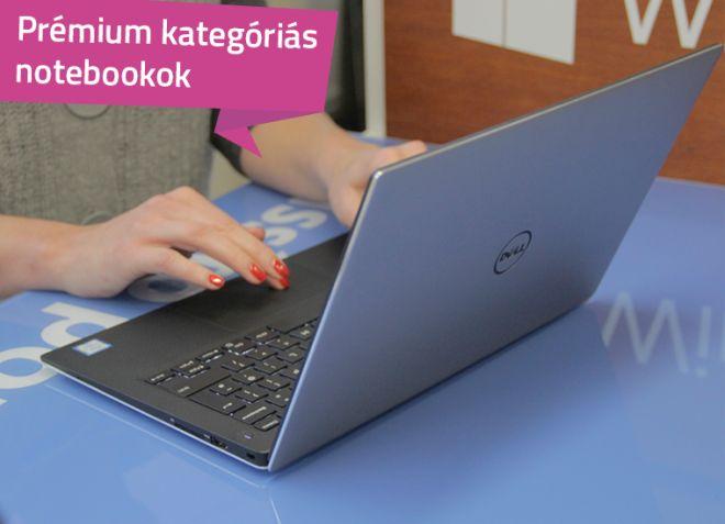 Szuper thin #Dell laptop az igényes vevőknek.