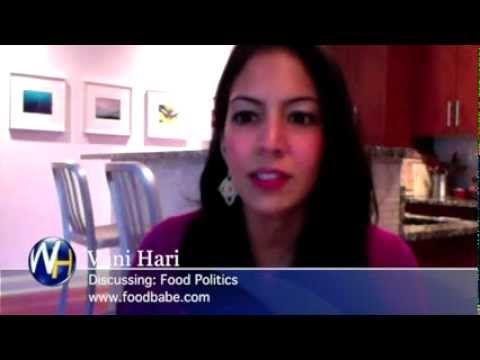Vani Hari - The Food Babe Interview on Food Politics - The Randy & Christa Show - YouTube