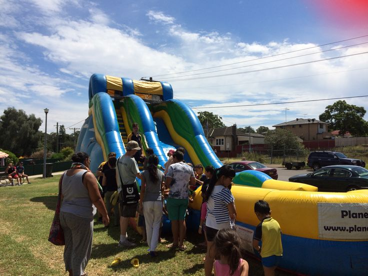 parramatta our living river event to make to river swimmable again seven hills park slide