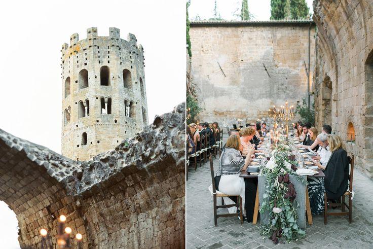 Amanda Patrick \ Orvieto, Italy Destination Wedding at La Badia \ Italy Destination Film Wedding Photographer