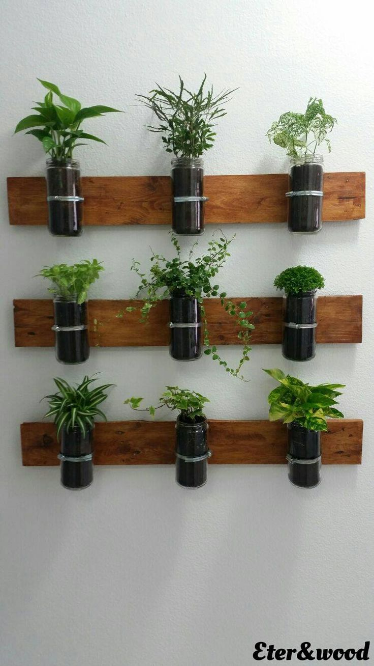 M s de 25 ideas incre bles sobre jardineras con palets en - Plantas jardineras exterior ...