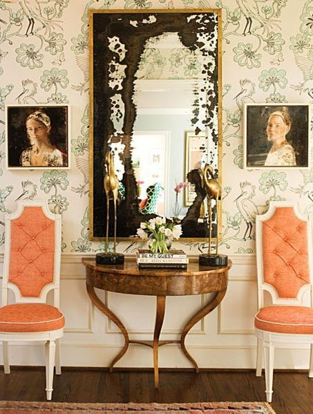 Charlotte Based Interior Designer Barrie Benson Is The Newest Addition To My Ever Growing List Of Design Idols