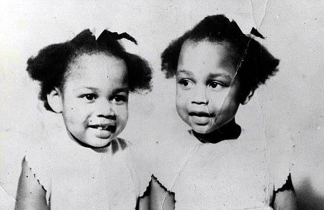 """Born in 1963, June and Jennifer Gibbons grew up to be known as """"The Silent Twins"""" because they only communicated with each other."""