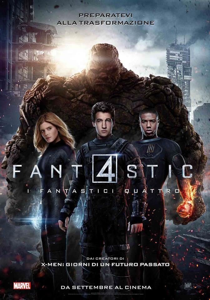 Fantastici Quattro (2015)