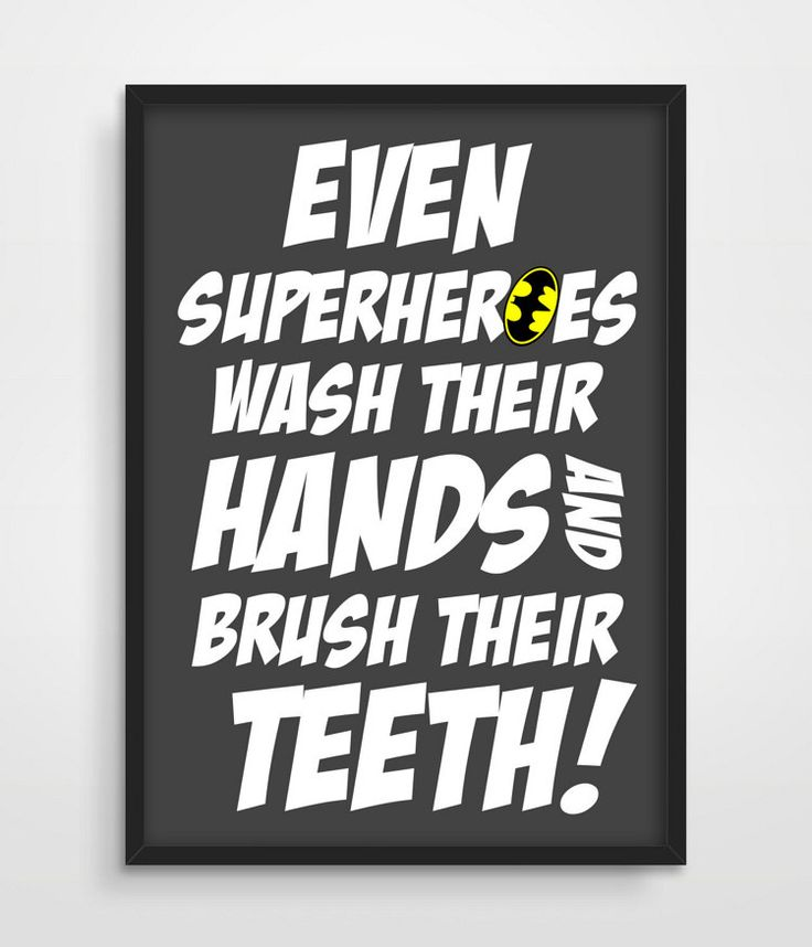 Superhero Superheroes Superhero Wall Art by TheWatermelonFactory