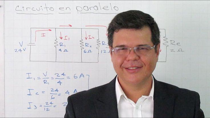Circuito en paralelo. Curso de Electricidad - Clase 10