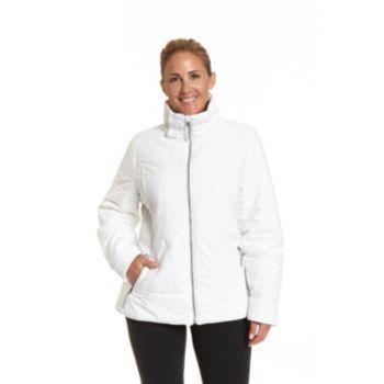 Plus+Size+Champion+Hooded+Puffer+Ski+Jacket+