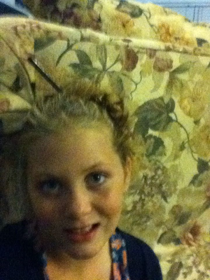 My cous Katie  # BFF best personslity <3 her