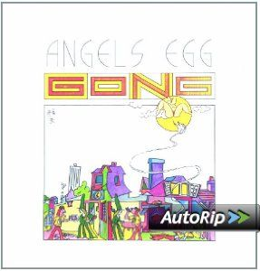 Limited edition pressing of the landmark album Angels Egg by Gong #Christmas #Gift #ideas
