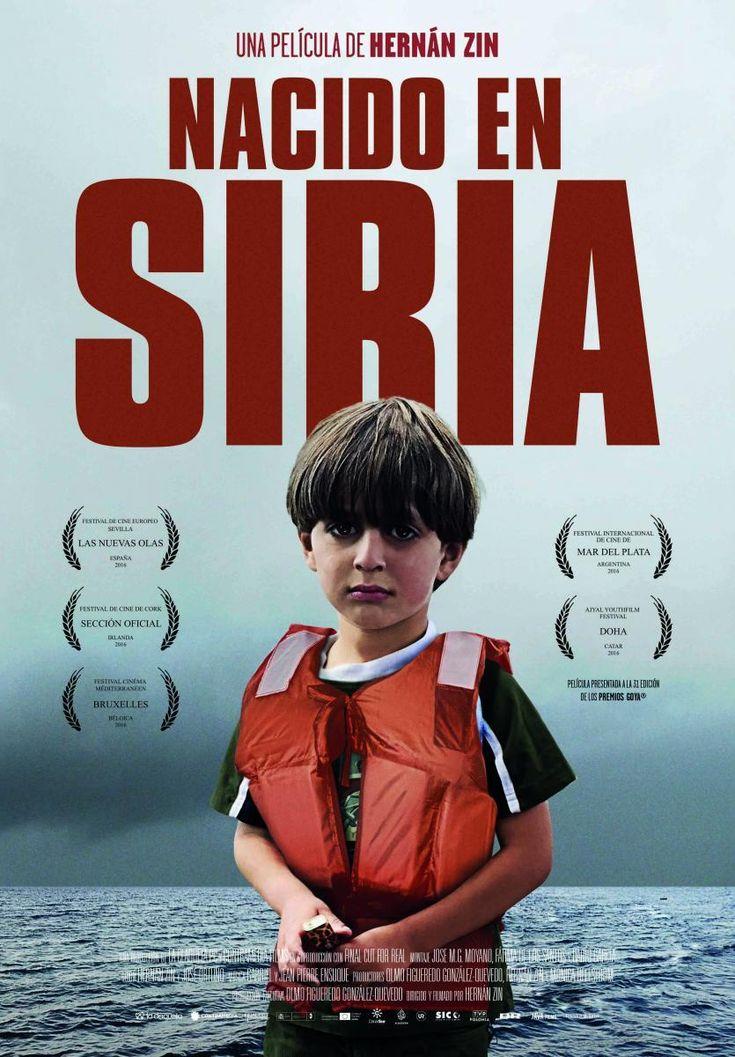 Nacido en Siria sigue el movimiento de los refugiados sirios a través de los niños. En este documental se narran todas vivencias de los refugiados, desde la salida de un país en guerra, los problemas para llegar a Europa y finalmente la integración en una tierra nueva.