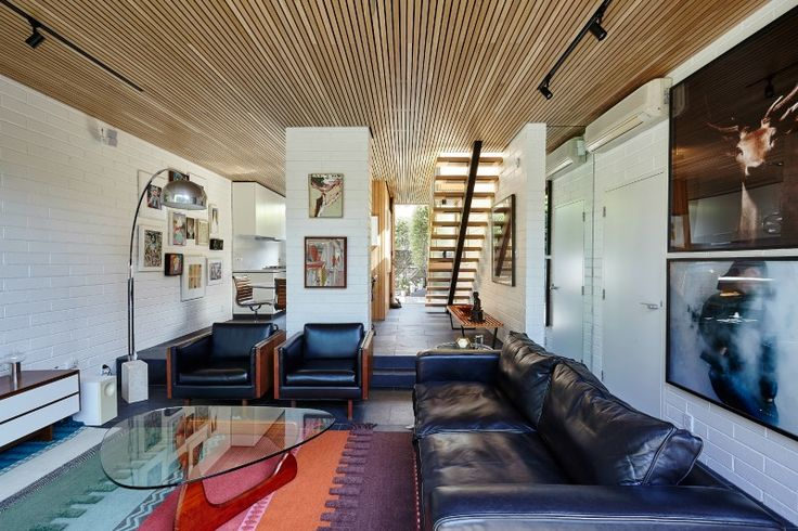 Wright Terrace designed by Thomas Winwood Architects, Kitchen by Cantilever Interiors - cantileverinteriors.com