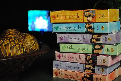 250 books Rory Gilmore mentioned on The Gilmore Girls