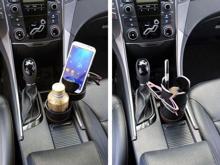 Multi-Getränkehalter fürs Auto