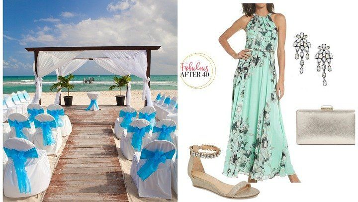What To Wear To A Beach Wedding As A Guest Outfit Attire Dresses Casual In 2020 Beach Wedding Guest Dress Beach Wedding Guest Attire Wedding Attire Guest