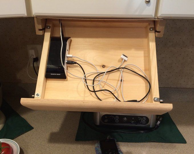 Under Cabinet Ipad Cookbook Holder Etsy Shelves In