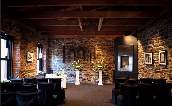Courtyard Restaurant: The perfect mix of modern sophistication and old-world romance, Courtyard Restaurant is a unique, historic venue with an unparalleled atmosphere.  Hold your ceremony and reception in one place and offer your guests an extraordinary dining experience with a staff that orchestrates all the behind the scenes details.