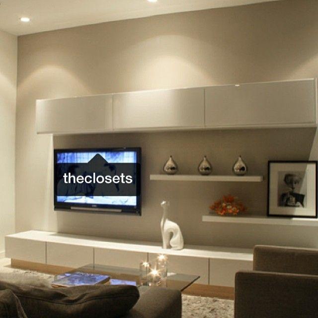 Padgram tv back wall ideas - Ideas mueble tv ...