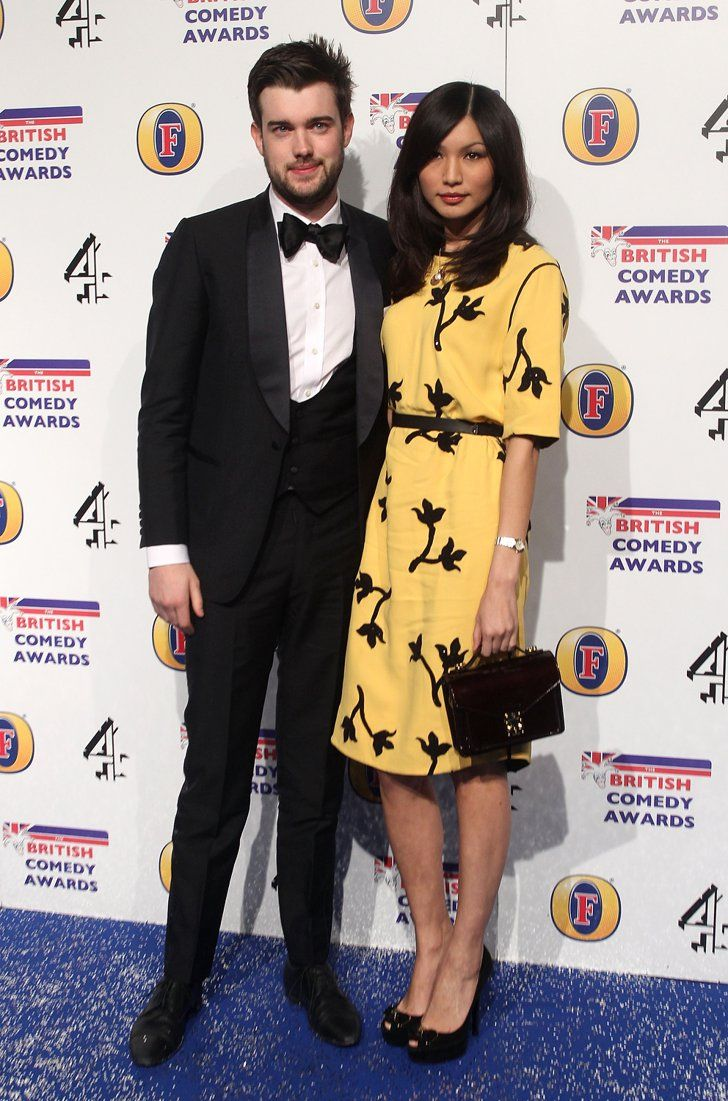 27 Times We Wished We Were Jack Whitehall and Gemma Chan