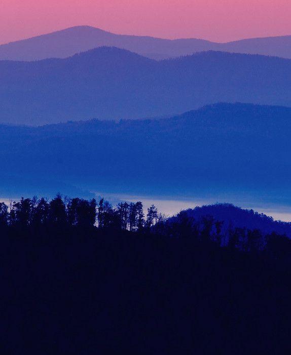 Shenandoah National Park, North Carolina/Virginia