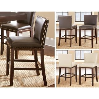 Greyson Living Tisbury Counter Height Stool Set Of 2