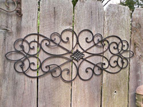 Как сделать декоративный забор для частного дома