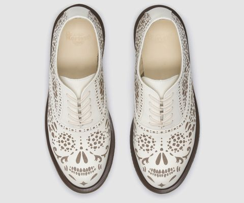 Day of the Dead shoes | The Official Dr Martens Store - UK OMG felt in love
